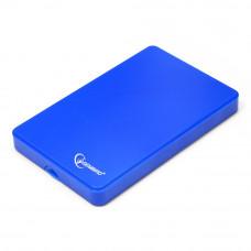 """Flexi-Drive EXT Gembird  SATA USB2.0, 2.5"""" <EE2-U2S-40P-B> синий, пластик"""