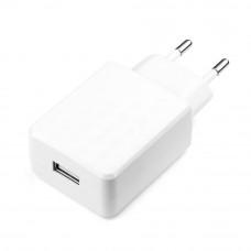 Адаптер питания 220 В - USB Cablexpert <MP3A-PC-03> USB 1 порт, 1A, белый