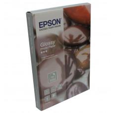 Бумага Epson  ( S042045 ) 10см х15см Glossy 50л. 225 г/м2