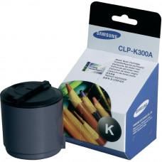 Картридж Samsung <CLP-K300A>  для CLP-300 (2000стр.) черный