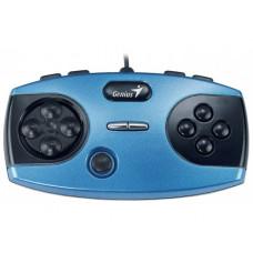 Геймпад Genius Maxfire MiniPad Pro, USB, с функцией TURBO, с виброотдачей