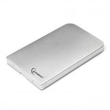 "Flexi-Drive EXT Gembird  SATA USB2.0, 2.5"" <EE2-U2S-41-S> серебро, металл"