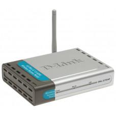 Точка доступа D-Link <DWL-G700AP> 1UTP 10/100Mbps, 802.11b/g, 54Mbps