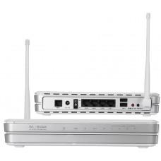 Маршрутизатор Asus <WL-600G> 1xADSL 2/2+, 4хLAN, 2 антенны,  802.11g, 54 Мбит/с USB2.0