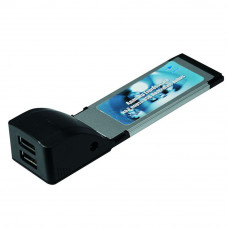 Адаптер Express Card/34mm->USB 2.0 2 port