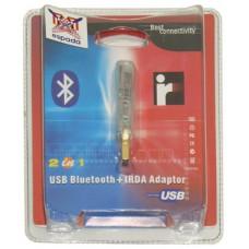 Bluetooth + IRDA 2 in 1, USB adapter Espada