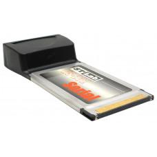 Адаптер ST-Lab <C-191> Cardbus, PCMCIA/2xRS-232  (2xCOM 9 pin)