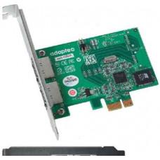 Контроллер Adaptec AAR-1225SA (PCI-E x1, LP) KIT