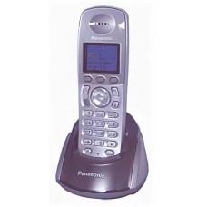 Телефон Panasonic KX-TCA130RUF (трубка с ЖК диспл.) к телефону KX-TCD305/307, голубой металлик