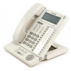 Panasonic KX-T7636RU (цифр. сист. телефон, 6-стр. дисплей, 24 прогр. кнопок)