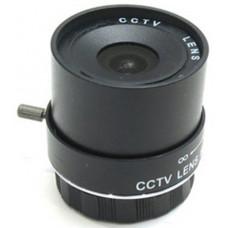 """Объектив CCTV Lens <SSE0612NI> объектив формата 1/3"""" (f=6.0mm, F1.2)"""