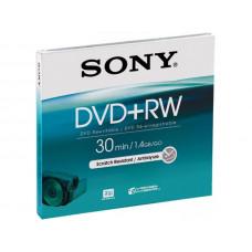 DVD+RW 1.4GB, Sony