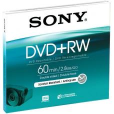 DVD+RW 2.8GB, Sony