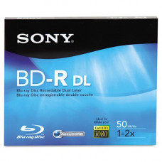 BD-R Disc Sony  50Gb  2x <BNR50A> Jewel Case