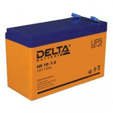 Аккумулятор    7.0Ah / 12V <Delta> HR 12-7.2