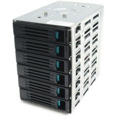 Корзина Intel <AXX6DRV3G> SCSI Drive Cage Upgrade Kit (корзина для установки 6 Hot Swap винчесте