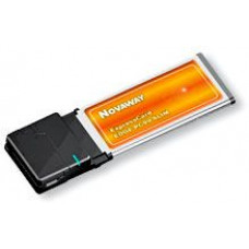 GPRS EXPRESSCARD адаптер NOVAWAY PC99 SLIM EDGE/GPRS