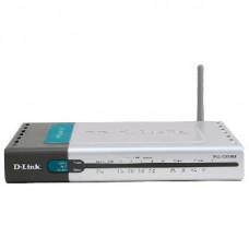 Модем D-Link <DVA-G3340S> Wireless ADSL VoIP Router (4UTP 10/100 Mbps, 1WAN, 2RJ11 Phone ports, USB)