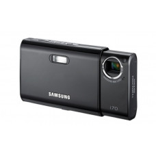 Фотоаппарат Samsung i70 black slim 7,2Mpix 3x SD