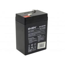 Аккумулятор    4.5Ah /   6V <Sven>