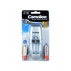 Зарядное уст-во Camelion <BC-0615-2H20> Fast (NiMh/NiCd, AA/AAA) +2шт. аккум.