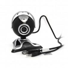 Камера Gembird <CAM69U> д/в-конф.  USB2.0, 1,3 pixels, микрофон + soft