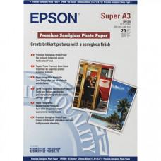 Бумага Epson  ( S041328 ) A3 Super 20л.