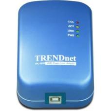 Адаптер TRENDnet <TPL-101U> Powerline адаптер
