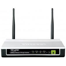 Усилитель беспроводного сигнала (ретранслятор) TP-Link <TL-WA830RE> 300Mbps Wireless Range Extender