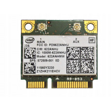 Адаптер Intel <622ANHMW> 6200 mini PCI-E WiFi a/b/g/n