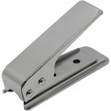Нож для обрезания SIM карт <NMSC01> универсальный металлический, ручной