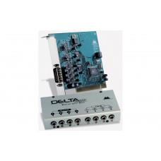 SB M-Audio Delta 44 PCI +Ext.Break Out Box (analog 4In/4Out)  <24-bit 96kHz AD/DA> RTL