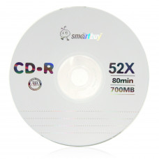 CD-R 700Mb  Smart Buy 52x