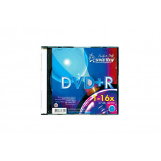 DVD+R 4.7GB, Smart Buy 16x Slim