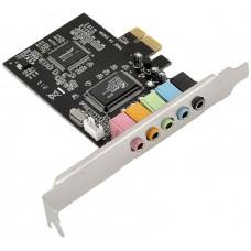 SB C-Media 8738 5.1/6-channel PCI-E OEM