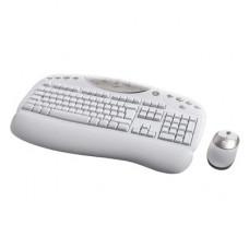 Клавиатура+мышь Logitech <867187>Y-RC14+M-RN67+C-UE14 беспроводные, OEM(HP), USB