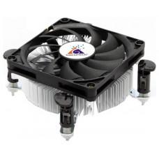 CPU Fan Soc1151 GlacialTech i630 <PWM> 800-3600RPM/95W/34.2dBa max/Low Profile 36mm/втулка/ОЕМ