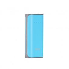 Мобильный аккумулятор Hoco B21-5200, 5200мА/ч,USB, 1A, синий