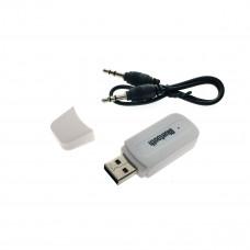 Bluetooth аудио адаптер Espada YET-M1, белый