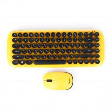 Клавиатура+мышь Gembird KBS-9000 беспр. USB