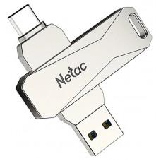 Флэш-диск 32 GB Netac <NT03U782C-032G-30PN> U782C USB 3.0+TypeC