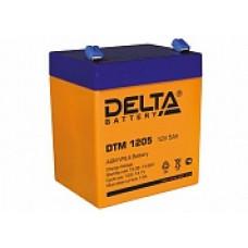 Аккумулятор    4,5Ah / 12V <Delta> DTM 12045