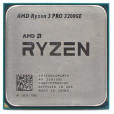 CPU AMD RYZEN 3 3200GE (3.3GHz/Vega 8) Soc.AM4