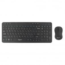Клавиатура+мышь Gembird KBS-8003 беспр. USB
