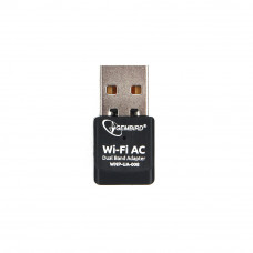 Адаптер Gembird <WNP-UA-008> 600 Мбит, USB, 802.11b/g/n/ac/а