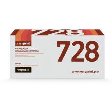 Картридж Canon <726/728>/HP <CE278A> EasyPrint <LC-728> (2100 стр.) с чипом