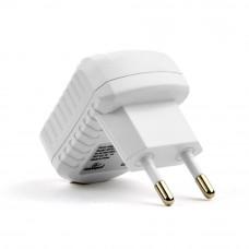 Адаптер питания 220 В - USB Cablexpert <MP3A-PC-07> USB 1 порт, 1A, белый