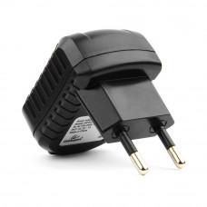 Адаптер питания 220 В - USB Cablexpert <MP3A-PC-08> USB 1 порт, 1A, черный