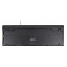 Клавиатура A4 KR-83 черный USB