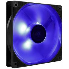 Вентилятор в корпус 120*120*25 Aerocool Motion 12 plus Blue 3-pin 4-pin(Molex)22dB 160gr LED